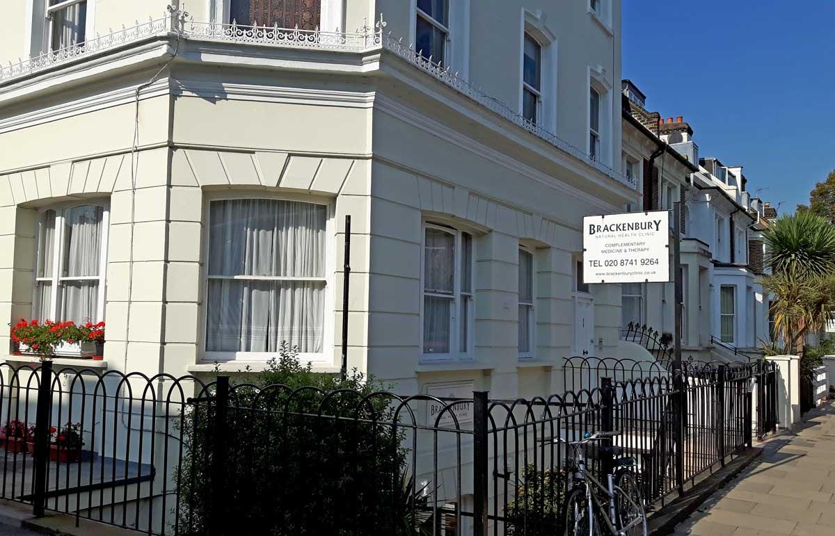 Brackenbury Clinic Hammersmith West London