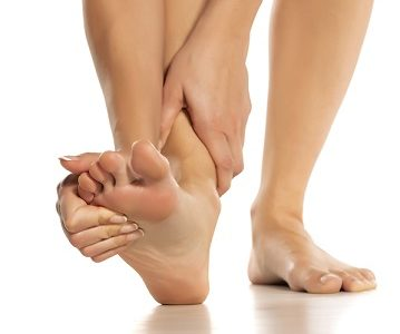 Self-massage for lymphoedema